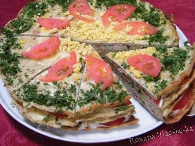 Tarte De Courgettes Kabachkovij Tort Cuisine Passion