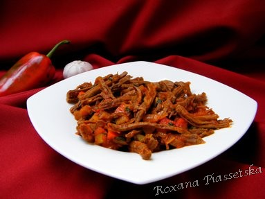 Cuisiner cuisine viande boeuf recette originale recettes costaricienne latinas latino - Cuisine originale recette ...