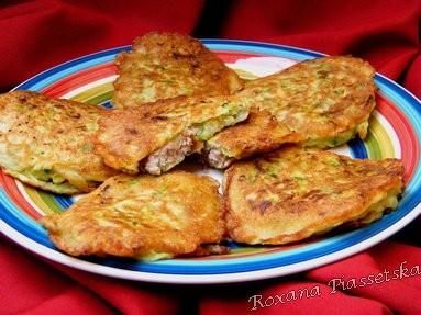 Cuisine cuisiner recette slave ukrainienne courgette for Cuisine ukrainienne